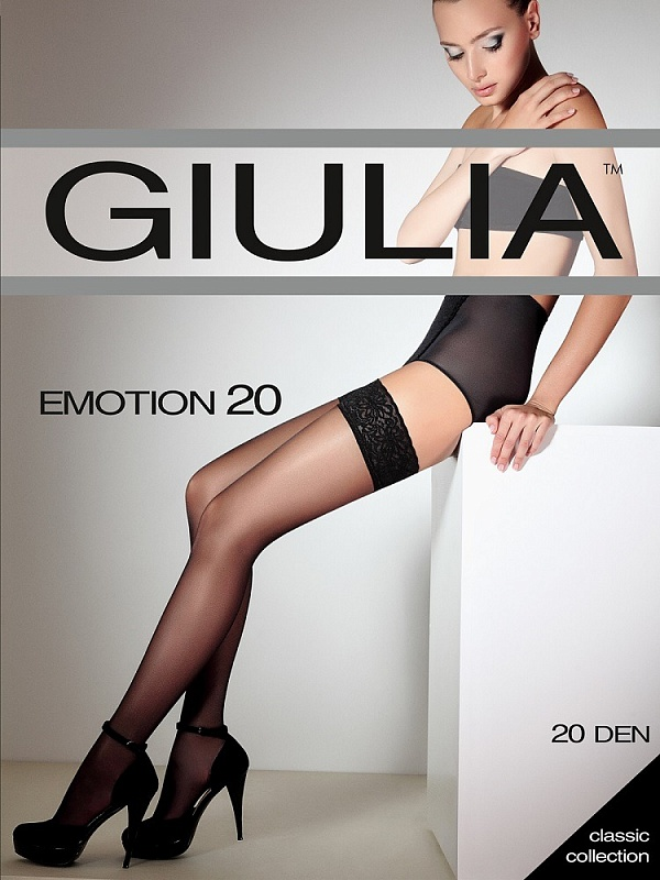 Giulia Emotion 20 aut Чулки