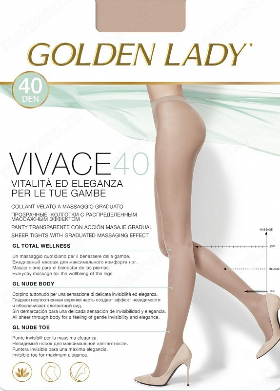 Golden Lady Vivace 40 Колготки