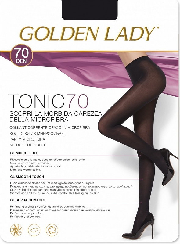 Golden Lady Tonic 70 Колготки